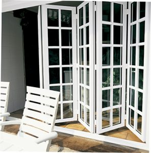 ventanas sistema plegable