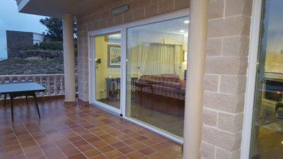 Corredera elevadora Premidoor 76 pvc almeria